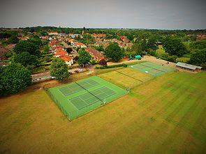 Cringleford Pavilion - Tennis