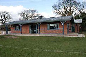 Cringleford Pavilion - Outside